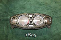 1999 Suzuki Hayabusa Gsx1300r Oem Speedo Tach Gauges Display Cluster Speedometer