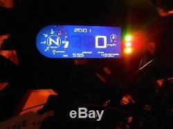19 20 Cbr500r Cbr500 Cbr 500 Oem Speedo Tach Gauge Display Cluster Speedometer