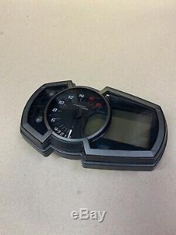 19 20 Kawasaki Ninja Zx6r Zx636 Speedo Tach Gauges Cluster Speedometer #0214