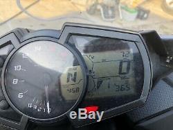 19 Kawasaki Ninja Zx6r Zx636 Speedo Tach Gauges Cluster Speedometer 2019 72 Mls