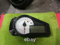 2001-2003 Suzuki Gsxr 600speedo Tach Gauges Display Cluster Speedometer 15k MI