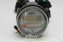2002 2003 Sea-doo Gtx Oem Speedo Tach Gauges Display Cluster Speedometer LCD