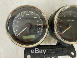 2004 Harley Sportster XL 1200 R Speedometer Speedo Meter Tac Tach RPM 17k Miles