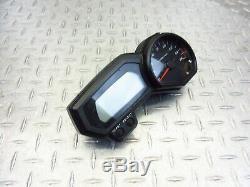 2007 07-09 Yamaha FZ6 FZ6R Gauge Speedometer Speedo Tach Clock Oem