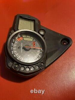 2007 2008 07 08 Suzuki GSXR 1000 cluster gauge speedometer speedo tach meter Low