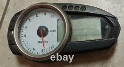 2007 2008 KAWASAKI NINJA ZX6R SPEEDO TACH GAUGES DISPLAY CLUSTER SPEEDOMETER 31k
