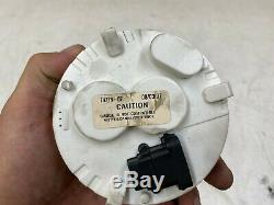 2007 Harley Heritage Softail Chrome Silver Speedometer Speedo Tac Tach RPM Gauge