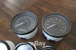 2008-2013 OEM Harley Touring Gauges Set Speedometer Speedo Tachometer Cluster