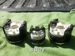 2008 Harley Davidson Ultra Classic Touring OEM Gauges Speedo Tach air Gauge Set
