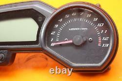 2009-2012 Yamaha Fz6r Speedo Tach Gauges Display Cluster Speedometer 11k Miles
