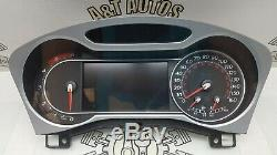 2009 Ford Mondeo Mk4 Convers With Speedo Cluster 7m2t-10849-de