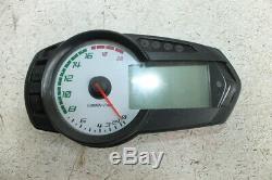 2009 Kawasaki Ninja Zx6r Zx 6 Zx6 Speedo Tach Gauges Display Cluster Speedometer