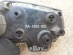 2009 Yamaha Fz6r Speedo Tach Gauges Display Cluster Speedometer Tachometer