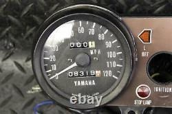 73-75 Yamaha Rd350 Speedo Tach Gauges Display Cluster Speedometer Bb101