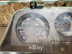 79 80 81 Toyota Pickup 20R Truck Hilux Gauge Cluster Speedometer SPEEDO 99k TACH