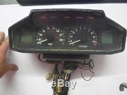 82 83 Honda Sabre VF700 VF750 S Speedo Speedometer Gauge Cluster Tach Meter