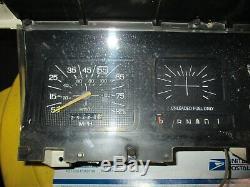 83' F-150 Speedometer Cluster Guage Instrument Odometer Analog Dash Display