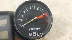 83 Honda VF1100 VF 1100 C V65 Magna Speedometer Speedo Gauge Tachometer Tach