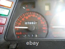 84-86 Suzuki Gs1150e Speedo Tach Gauges Display Cluster Speedometer