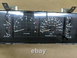 84-88 Toyota Pickup Truck 4Runner Gauge Cluster Speedometer OEM SR5 86 87