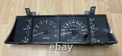 84-89 Toyota Pickup 4Runner Gauge Cluster Speedometer Tachometer SR5 22RE