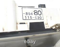 84-89 Toyota Pickup Truck 4Runner Gauge Cluster Speedometer Tachometer 355k OEM