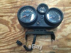 84 Kawasaki ZN700 LTD ZN 700 ZN700A Speedometer Speedo Tach Instrument Gauge