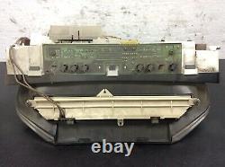 88-89 Prelude 2.0S 5sp MT Instrument Cluster Speedo Tacho Meter Gauges 155k OEM