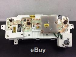 88-89 Prelude 2.0Si 5sp MT Instrument Cluster Speedo Tacho Meter Gauges 194k OEM