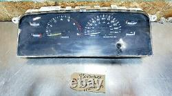95 TOYOTA T100 PICKUP TRUCK SPEEDO TACH SR5 OEM GAUGE CLUSTER Speedometer 354K