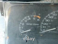 99 00 Escalade/ Tahoe Lmt/ Yukon Instrument Cluster