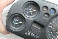 99-03 Honda Cbr1100xx Blackbird Speedo Tach Gauges Display Cluster Speedometer