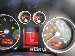 AUDI TT 8n mk1 SPEEDO DASH CLOCKS INSTRUMENT CLUSTER 180 BHP 8N2920980A 195K