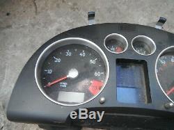 AUDI TT 8n mk1 SPEEDO DASH CLOCKS INSTRUMENT CLUSTER 225 BHP 8N2920950 192K