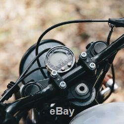 Acewell 2853 Digital Speedo Tacho for Custom Motorcycle Speedometer Tachometer A