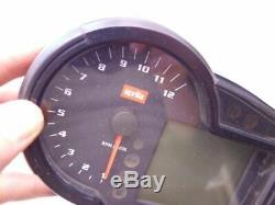 Armatur Tacho Meter Cockpit Aprilia RSV 1000 R Tuono speedometer instruments 08