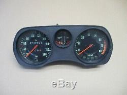 Audi 80 B1 GTE 32 33 Tacho Tachometer Drehzahlmesser 200km/h 161207190B VDO