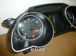 Audi RS5 8T V8 Tacho cluster Kombiinstrument speedometer 8T0920932H 8T0 920 932H