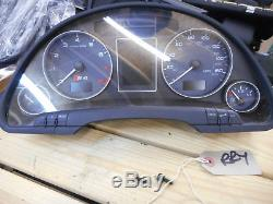 Audi S4 (A4) B7 Instrument Cluster Dash Speedo Display RHD B6 B7 RRY 8E0920981P