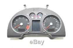 Audi TT 8N 1.8T Tacho Kombiinstrument Tachometer FIS MFA 8N1920930Q