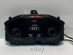 Audi Tt S Tacho Kombiinstrument Virtuelles LCD Cluster 8s0920790 A Virtual