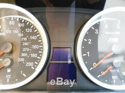 BMW 3 Series Instrument Cluster Clocks Speedo E90 E92 E93 M3 7841244 25/11