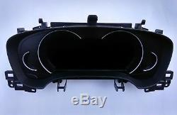 BMW 5 G30 7 G11 ORIGINAL LED INSTRUMENT DASH CLUSTER SPEEDOMETR GAUGES km/h LCD