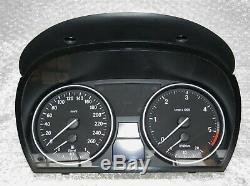 BMW E90 E91 330d X Drive 245PS Tacho Kombiinstrument 9187369
