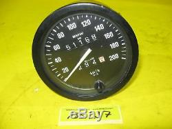 BMW R100 GS R80 Tachometer Motometer 100mm W715 speedometer