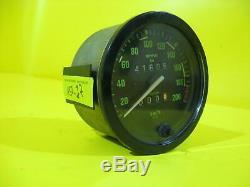BMW R100 GS R80 Tachometer Motometer 100mm W737 speedometer