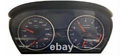 Bmw E90 E91 E92 E93 Instrument Cluster Speedometer Tacho Alpina 7973309