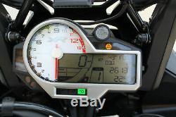 Bmw S1000xr K49 15-18 Tacho Meter Cockpit Kombi Instrument Speedometer Dashboard