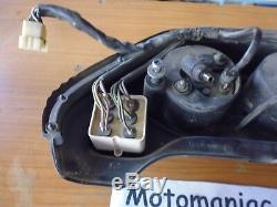 Bmw f650 f650gs gauges speedometer tachometer speedo temp cs f650f funduro dakar