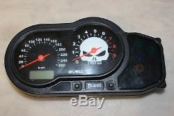Buell XB 9 SX S R Tachometer Tacho Speedometer Bj. 2005